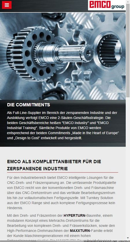 emco sCommitments