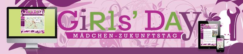 Girlsday webseite