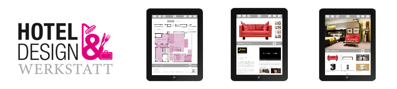 Hotel Design Werkstatt Referenzbild