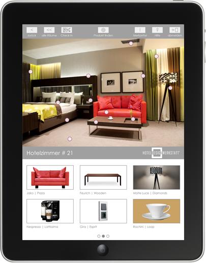 Hotel Design screen screenshot