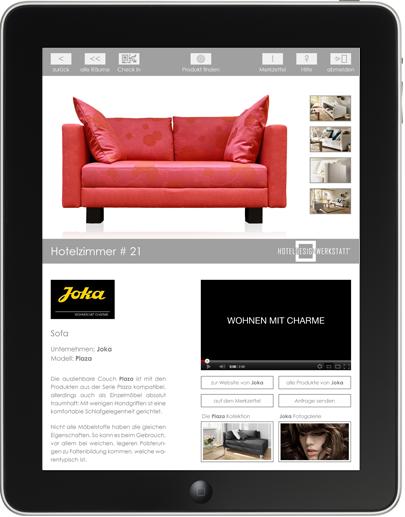 Hotel Design screenshot
