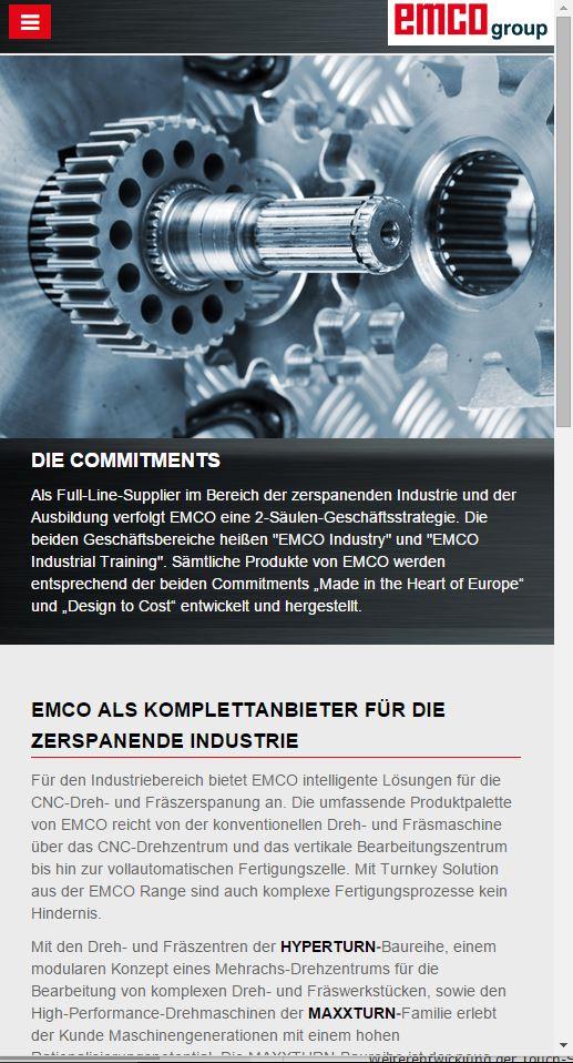 emco sCommitments