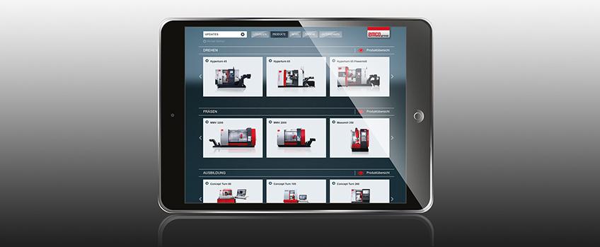 Emco Sales App